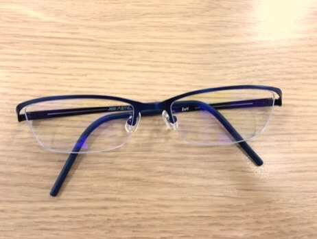 PC用ブルーライトカット眼鏡