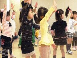キッズダンス 横浜センター南 レッスン写真1