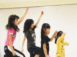 キッズダンス 横浜センター南 レッスン写真3