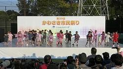川崎イベント ダンス1