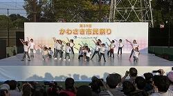 川崎イベント ダンス2