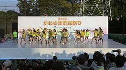 川崎イベント ダンス3