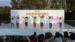 川崎イベント ダンス4