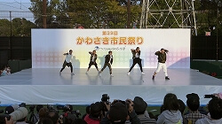 川崎イベント ダンス5