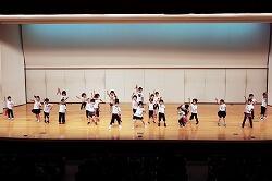 大田区発表会 キッズダンス教室 1