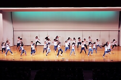大田区発表会 キッズダンス教室 5