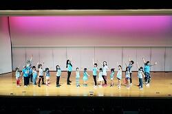 大田区発表会 キッズダンス教室 7