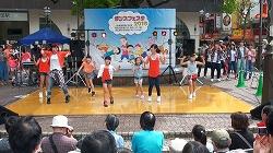 蒲田駅前ダンスフェスタ2