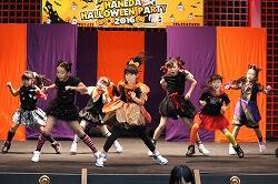 ハロウィンパーティーダンス