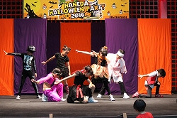 羽田ハロウィンパーティー3