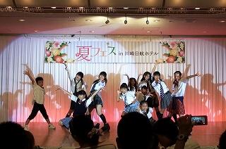 川崎日航ホテル 夏フェス2