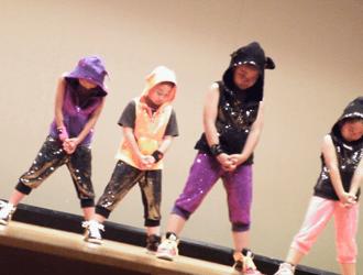 キッズダンスコンテスト 2