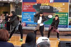 駅前商店街イベント4