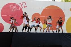 品川文化祭キッズダンス1