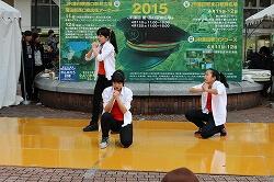 蒲田駅前イベント キッズダンス4