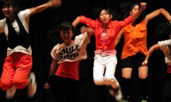 kids dance contest パイレーツファイトオレンジゲスト2
