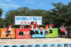 どけん祭りオレンジ1