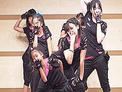 ダンスチーム ベティーズオレンジ 画像1
