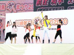 キッズダンスチーム ベティーズオレンジ画像4