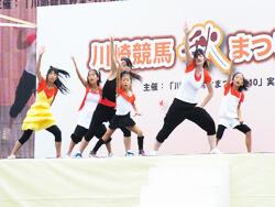 キッズダンスチーム ベティーズオレンジ画像3
