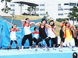 キッズダンスチーム ベティーズオレンジ画像5